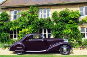 4¼ litre Derby Bentley 1938