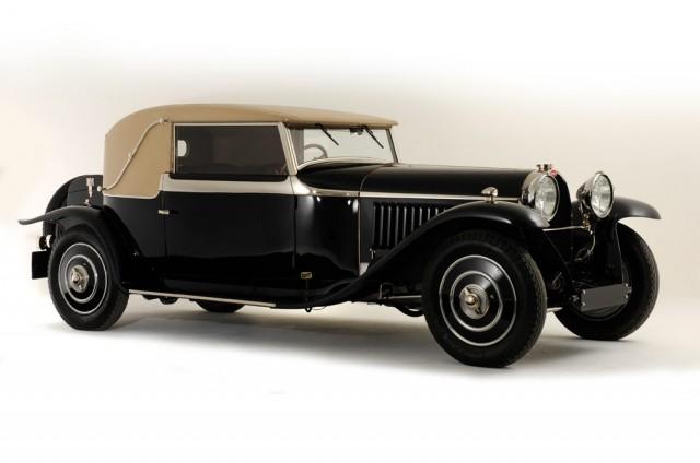 The Bugatti Type 46