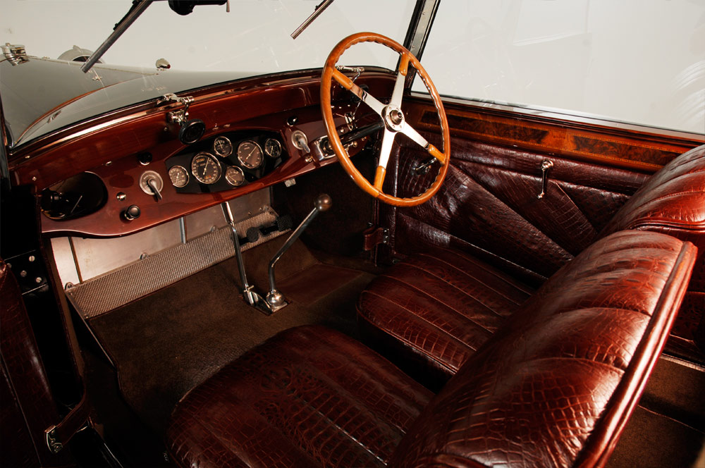 Richard James Vintage Car Upholstery And Coach Trimmingrichard