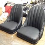 Bugatti Breschia seats