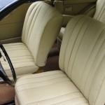 Bristol 401 1950 - re-upholstered seats