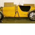 Bugatti type 35 - new tonneau