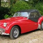 TR3A Triumph