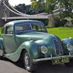 Bristol 400 1949